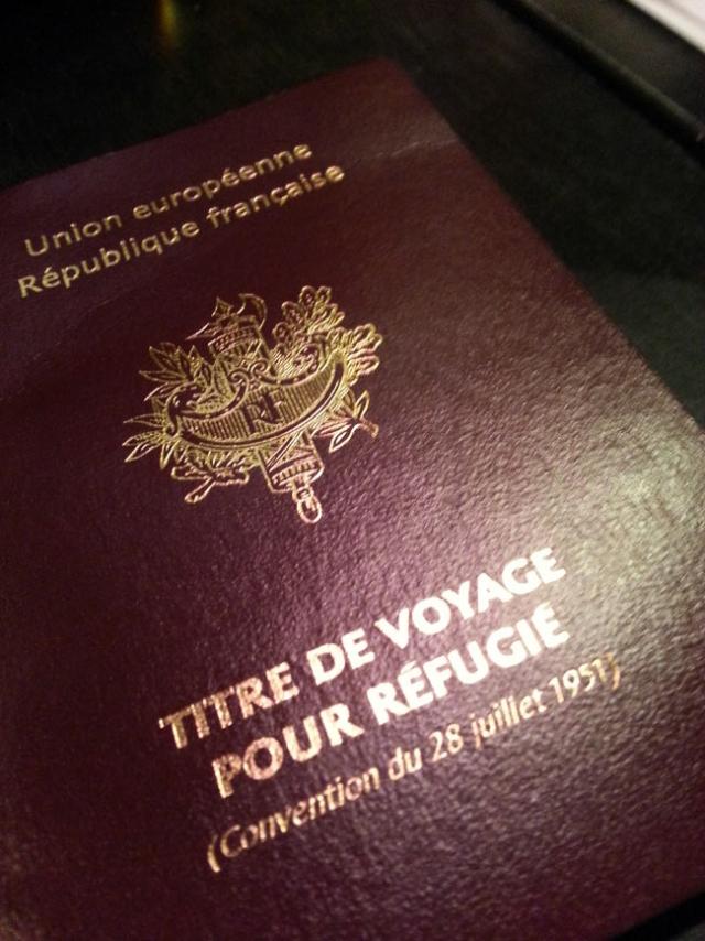 titre de voyage pour r u00e9fugi u00e9s