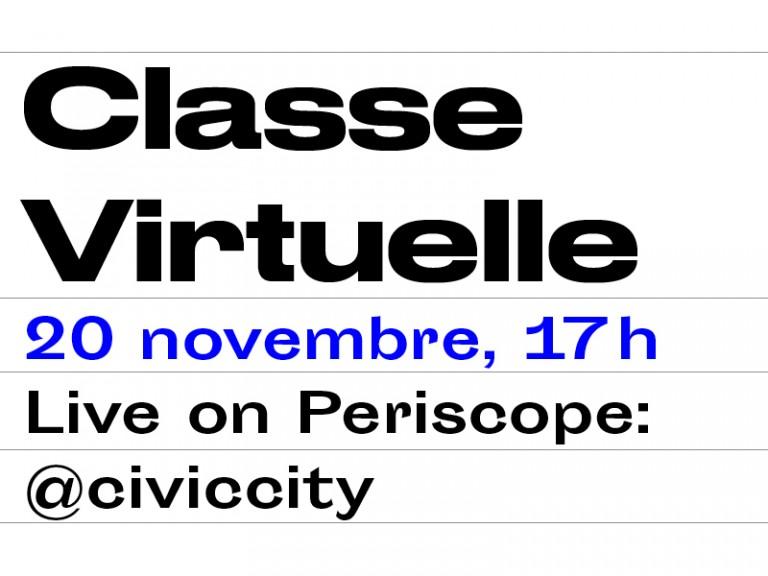 Places en Relation Classe Virtuelle