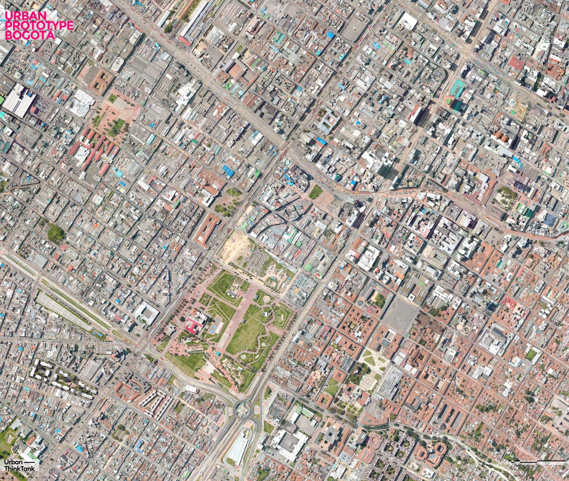 Places en Relation Zurich/Bogotá