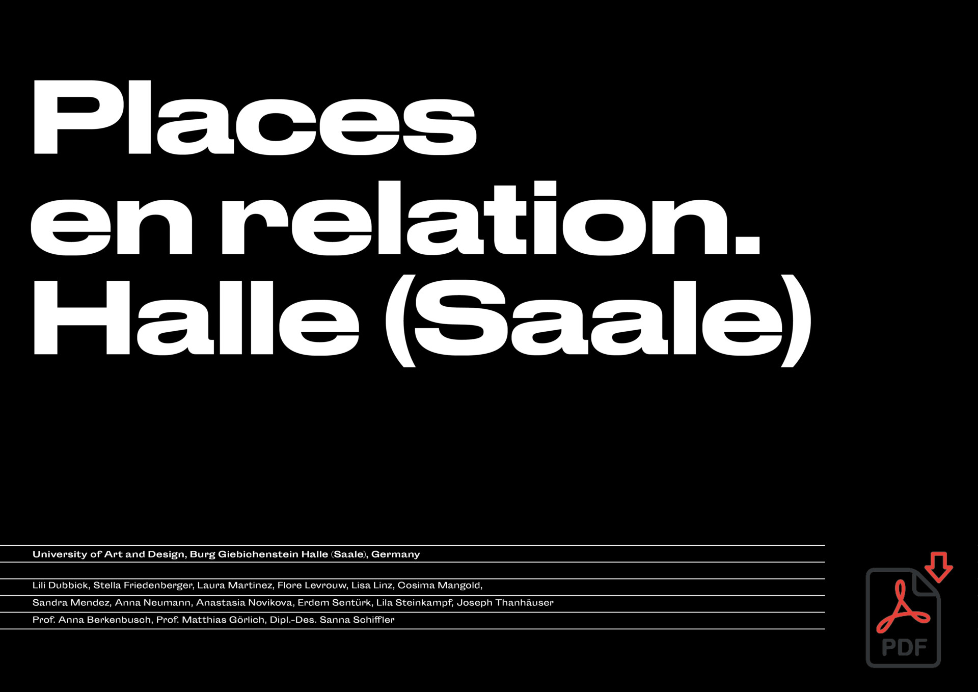 Places en Relation Phase 2 — Centre Pompidou